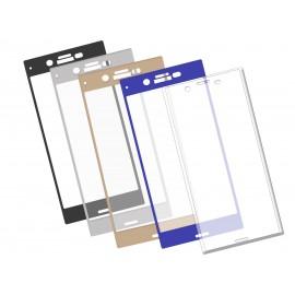 Szkło hartowane 3D do telefonu Sony Xperia XZs G8231, na cały ekran, w dobrej cenie, 9H
