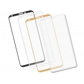 Szkło hartowane 3D do smartfonu LG V30 - na cały ekran, curved, 9H, tempered glass, dobra cena