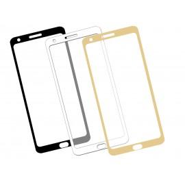 Szkło hartowane 3D do telefonu LG G6- na cały ekran, curved, 9H, tempered glass w bardzo dobrej cenie