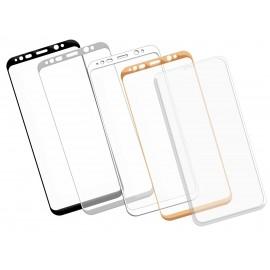 Szkło hartowane 3D do telefonu Samsung Galaxy S8, tempered glass, 9H, w dobrej cenie