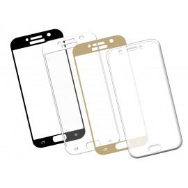 Szkło hartowane 3D do telefonu Samsung Galaxy A5 2017 - curved, temperd glass, w dobrej cenie, różne kolory