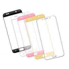Szkło hartowane 3D do telefonu Vivo XPlay 6, na cały ekran, curved, w dobrej cenie, 9H, tempered glass