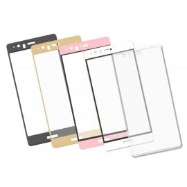 Szkło hartowane 3D do telefonu Huawei P9 Plus, na cały ekran, tempered glass, w dobrej cenie