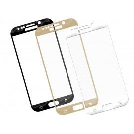 Szkło hartowane 3D do telefonu Samsung Galaxy S6 Edge Plus, na cały ekran, 9H, curved, dobra cena