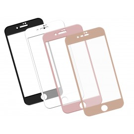 Szkło hartowane 3D do telefonu Apple iPhone 7 Plus, w dobrej cenie, kolory,9H, curved