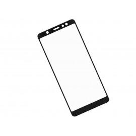 Zaokrąglone szkło hartowane 3D do telefonu Samsung Galaxy A9 Star Lite SM-A6050 - curved, w dobrej cenie, 9H, tempered glass