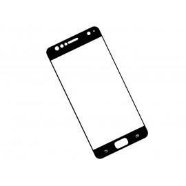 Zaokrąglone szkło hartowane 3D do telefonu Asus ZenFone 4 Selfie ZD553KL - kolor CZARNY - tempered glass, w dobrej cenie