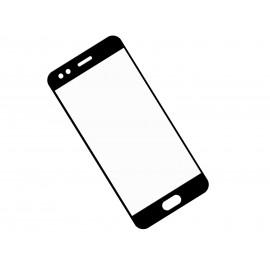 Zaokrąglone szkło hartowane 3D do telefonu Asus ZenFone 4 ZE554KL- kolor CZARNY - tempered glass, w dobrej cenie