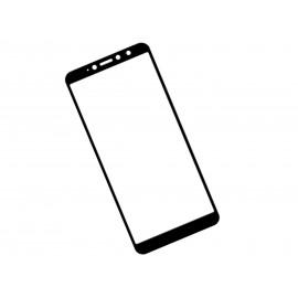 Zaokrąglone szkło hartowane 3D do telefonu Xiaomi Redmi S2 M1803E6C, M1803E6E, M1803E6T - kolor CZARNY