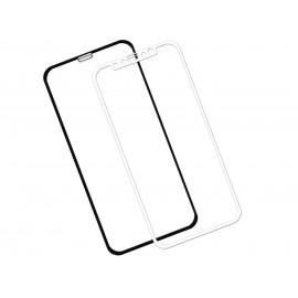 Zaokrąglone szkło hartowane 3D do telefonu Apple iPhone XS 5.8-cala - kolor CZARNY