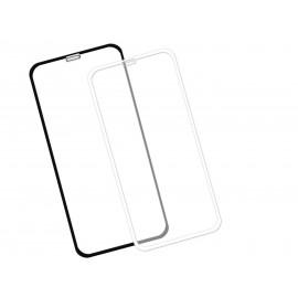 Zaokrąglone szkło hartowane 3D do telefonu Apple iPhone XS Max 6.5-cala - kolor CZARNY