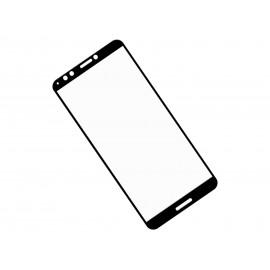 Zaokrąglone szkło hartowane 3D do telefonu Huawei Y7 Prime 2018 LDN-L21, LDN-LX2, LDN-TL10, Honor 7c w dobrej cenie