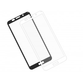 Zaokrąglone szkło hartowane 3D do telefonu Huawei Y5 2018 w dobrej cenie, curved, tempered glass