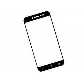 Zaokrąglone szkło hartowane 3D do telefonu Asus ZenFone Live ZB501KL - kolor CZARNY