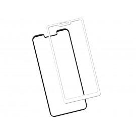 Szkło hartowane 3D do telefonu LG G7 ThinQ LMG710EM - na cały ekran, curved, 9H, tempered glass w bardzo dobrej cenie
