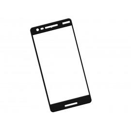 Zaokrąglone szkło 3D do telefonu Nokia 2.1- tempered glass, w dobrej cenie, 9H, curved