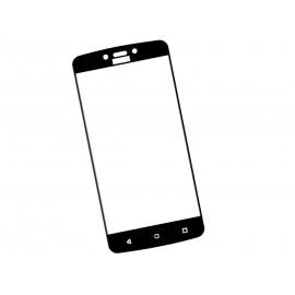 Zaokrąglone szkło hartowane 3D do telefonu Motorola Moto C Plus - tempered glass, 9H, w dobrej cenie