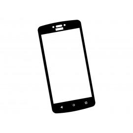 Zaokrąglone szkło hartowane 3D do telefonu Motorola Moto C - tempered glass, 9H, w dobrej cenie