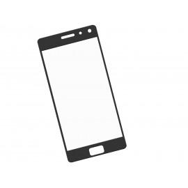 Zaokrąglone szkło hartowane 3D do telefonu Lenovo ZUK Z2 Pro - kolor CZARNY