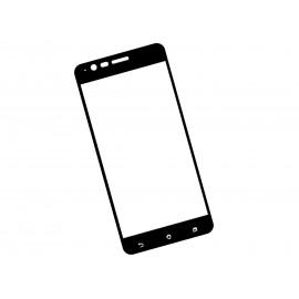 Zaokrąglone szkło hartowane 3D do telefonu Asus ZenFone 3 Zoom ZE553KL - kolor CZARNY