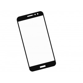 Zaokrąglone szkło hartowane 3D do telefonu Huawei Maimang 5 MLA-AL10, Milan  - kolor CZARNY