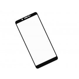 Zaokrąglone szkło hartowane 3D do telefonu ZTE nubia V18 - na cały ekran, 9H, curved, tempered glass