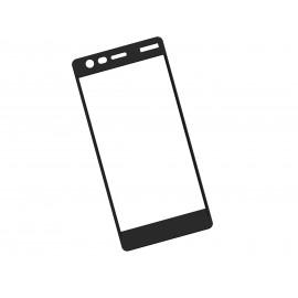 Zaokrąglone szkło 3D do telefonu Nokia 2 (2017)- tempered glass, w dobrej cenie, 9H, curved