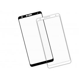 Zaokrąglone szkło hartowane 3D do telefonu LG Stylo 4 - na cały ekran, curved, 9H, tempered glass w bardzo dobrej cenie