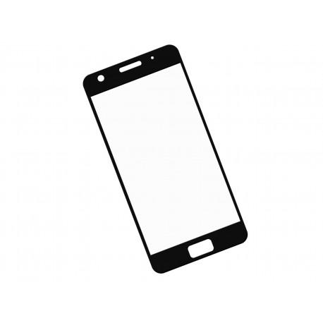 Zaokrąglone szkło hartowane 3D do telefonu Lenovo ZUK Z2 - kolor CZARNY