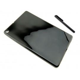 CZARNE elastyczne etui do tabletu Samsung Galaxy Tab A 10.1 2019 SM-T510 T515