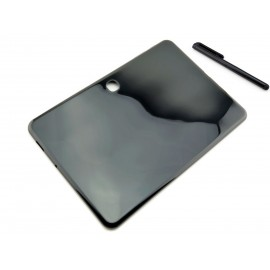 CZARNE silikonowe  etui na tablet Samsung Galaxy Tab A 10.1 2019 SM-T583