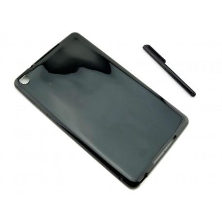 CZARNE elastyczne etui do tabletu Huawei Honor 5 8 cali