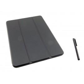 CZARNE etui zamykane (książkowe) do tabletu Apple iPad Air 3 10.5 2019