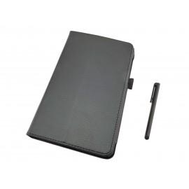 Czarny pokrowiec do tabletu Samsung Galaxy Tab A 8.0 SM-T290 T295 T297 2019