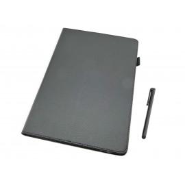 Czarny pokrowiec do tabletu  Lenovo Tab E10 X104 (2019)