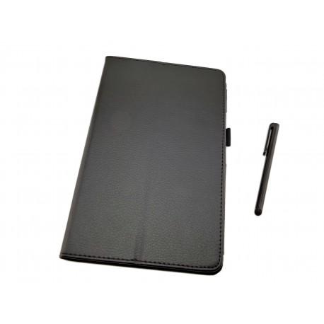 Pokrowiec z eko-skóry na tablet Huawei MediaPad M6 8,4 cala
