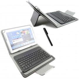 Etui z klawiaturą Bluetooth do tabletów 10.1 cali