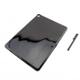 CZARNE silikonowe  etui na tablet  Apple iPad 10.2 2019