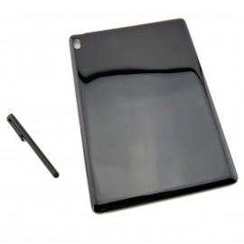 CZARNE silikonowe etui na tablet Lenovo TAB E10 TB-X104F 10.1