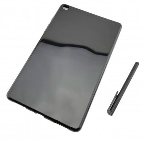 CZARNE silikonowe  etui na tablet Samsung Galaxy Tab A 8.0 SM-T290 T295 T297 2019