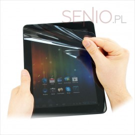 Folia do tabletu Modecom FreeTAB 8001 HD X2 - chroniąca tablet, poliwęglanowa, dwie folie